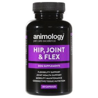 Animology Hip, Joint & Flex Supplement for Dogs (60 Capsules) big image