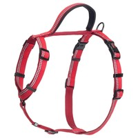 Halti Walking Adjustable Dog Harness (Red) big image