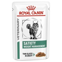 Royal Canin Satiety Pouches for Cats big image