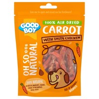 Good Boy Oh So Natural Dog Treats (Carrot with Chicken) 85g big image
