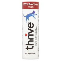 Thrive 100% Natural Cat Treats (Beef Liver) big image