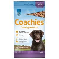 Coachies Training Rewards Adult Dog Treats big image
