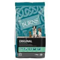 Burns Original Dog Food (Fish and Brown Rice) big image