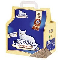 Catsan Clumping Cat Litter 5Lt big image