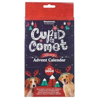 Rosewood Cupid & Comet Luxury Advent Calendar for Dogs big image