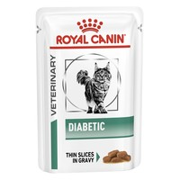 Royal Canin Diabetic Pouches for Cats big image