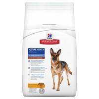 Hills Science Plan Mature 5+ Active Longevity Large Adult Dog Food 12kg (Chicken) big image