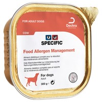 SPECIFIC CDW Food Allergen Management Wet Dog Food big image