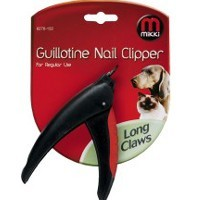Mikki Dog Guillotine Nail Clippers big image
