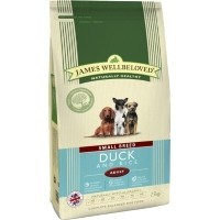 James Wellbeloved Adult Dog Small Breed Duck and Rice big image