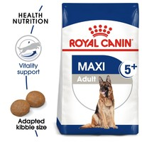 Royal Canin Maxi Adult 5+ Dry Food for Dogs 15Kg big image