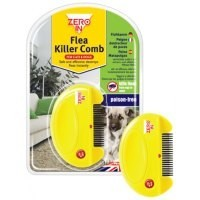 Flea Killer Comb for Cats and Dogs big image