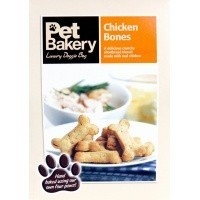 Pet Bakery Chicken Bones Dog Treats 240g big image