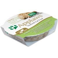 Applaws Adult Cat Food in Broth 10 x 60g Pots (Tender Chicken Breast with Rice) big image