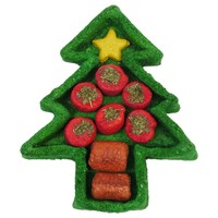 Rosewood Naturals Edible Christmas Puzzle Tree for Small Animals big image