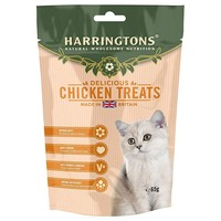 Harringtons Chicken Treats for Cats 65g big image