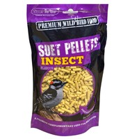 Unipet Suet To Go Suet Pellets for Birds (Insect) big image