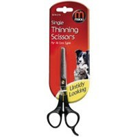 Mikki Single Thinning Scissors 17cm big image