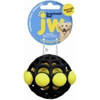JW Arachnoid Ball Dog Toy (Medium) big image
