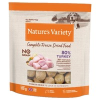 Nature's Variety Complete Freeze Dried Dog Food (Turkey) big image