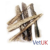 VetUK Cod Skin Chews for Dogs 100g big image