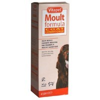 Vitapet Moult Formula and Coat Conditioner big image
