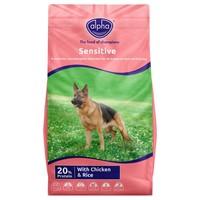 Alpha Sensitive Dry Dog Food 15kg big image