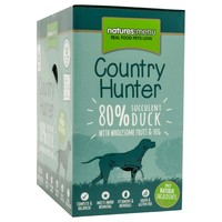 Natures Menu Country Hunter Dog Food 6 x 150g Pouches (Succulent Duck) big image