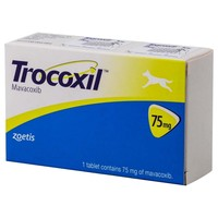 Trocoxil 75mg Chewable Tablet for Dogs big image