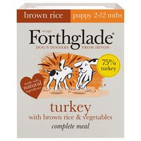 Forthglade Complete with Brown Rice Puppy Food (Turkey & Veg) big image