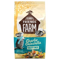 Supreme Tiny Friends Farm Tiny Charlie Chinchilla Tasty Mix big image