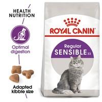 Royal Canin Regular Sensible 33 Adult Cat Food big image