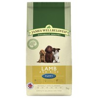 James Wellbeloved for Puppy Dogs (Lamb & Rice) 2kg big image