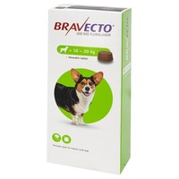 Bravecto 500mg Chewable Tablets for Medium Dogs big image