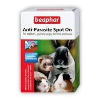 Beaphar Anti-Parasite Spot On for Rabbits & Guinea Pigs big image
