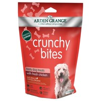 Arden Grange Crunchy Bites Dog Treats big image