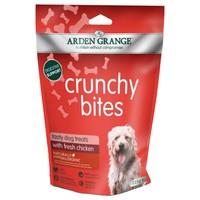 Arden Grange Crunchy Bites Dog Treats big image