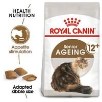 Royal Canin Ageing 12+ Senior Cat Food big image