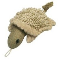 Danish Design Timothy the Natural Turtle Dog Toy big image