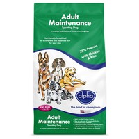 Alpha Adult Maintenance Sporting Dog Dry Food 15kg big image