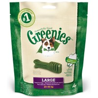 Greenies Daily Dental Treats for Large Dogs 170g big image