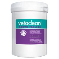 Vetaclean Parvo Tablets 2.5g (Pot of 180) big image