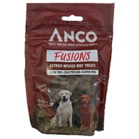 Anco Fusions Dog Treats (Beef & Ostrich) big image