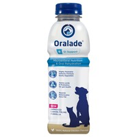 Oralade GI Support for Cats and Dogs 500ml big image