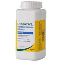 Rimadyl 100mg Palatable Tablets big image