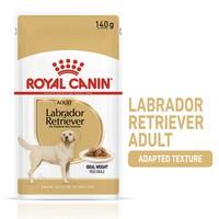 Royal Canin Labrador Retriever Adult Wet Dog Food in Gravy big image