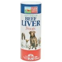 Natural Beef Liver Treats big image