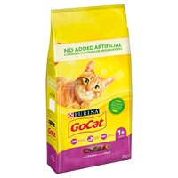 Purina Go-Cat Adult Dry Cat Food (Chicken with Duck) big image