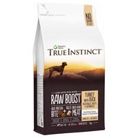 True Instinct Raw Boost Dry Dog Food (Turkey with Duck) big image