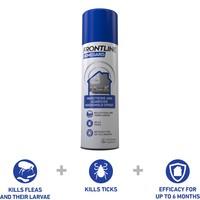 Frontline HomeGard Household Flea Spray 500ml big image